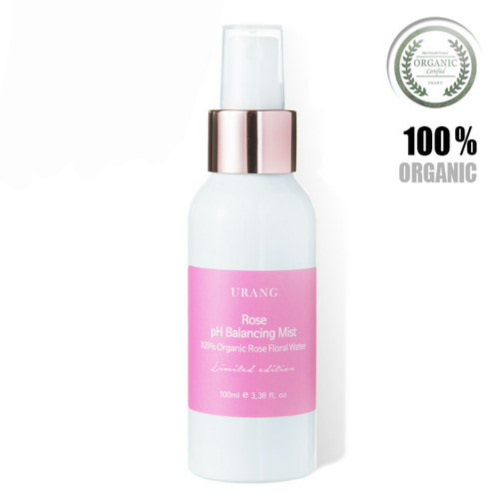 로즈 pH 밸런싱 유기농 미스트 50ml/100mlRose pH Balancing Mist 50ml/100ml